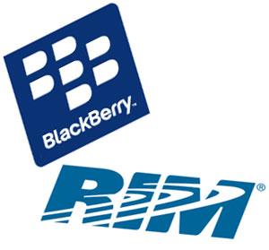 Blackberry/RIM logo
