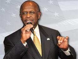 Herman Cain photo