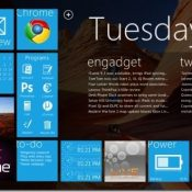Windows 8 screen shot