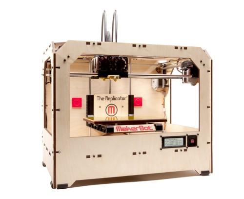 Photo: MakerBot Replicator