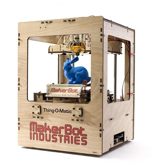 Photo of Makerbot Thing-o-Matic
