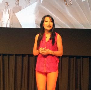 Photo of Jenny Wu