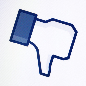 Thumbs Up Facebook Symbol