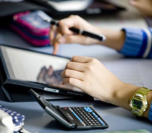 Tablet-Classroom