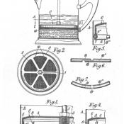 Calimni's patentent drawing