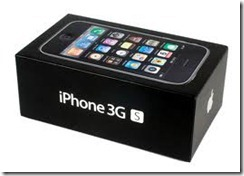 iphone 3gs packaging