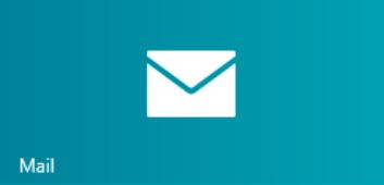 Windows 8 Mail icon