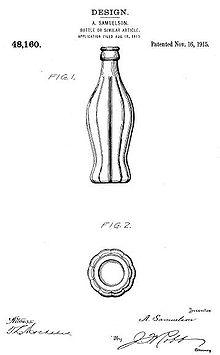 220px-Coke_bottle_patent