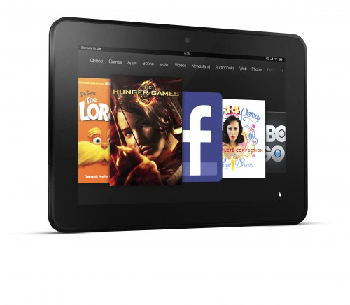 Kindle Fire HD - 8.9, Landscape