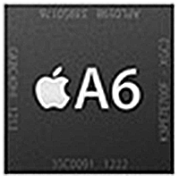 A6 ,chip image (Apple)