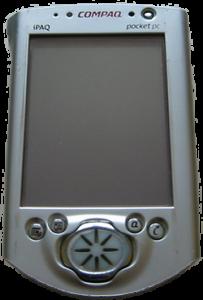 C0mpaq iPAQ (Wikipedia)
