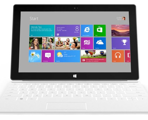 Photo of Surface RT (Microsoft)