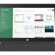 Surface with Excel (Microsoft)