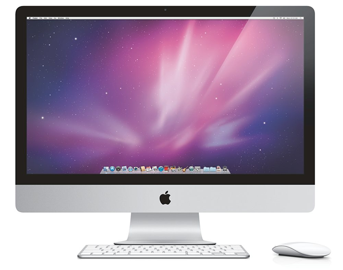 iMac photo (Apple)