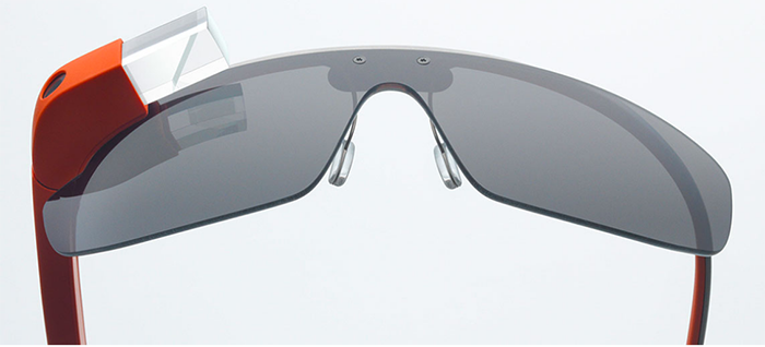 Google Glasses (Google)