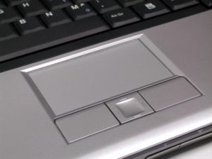 old touchpad