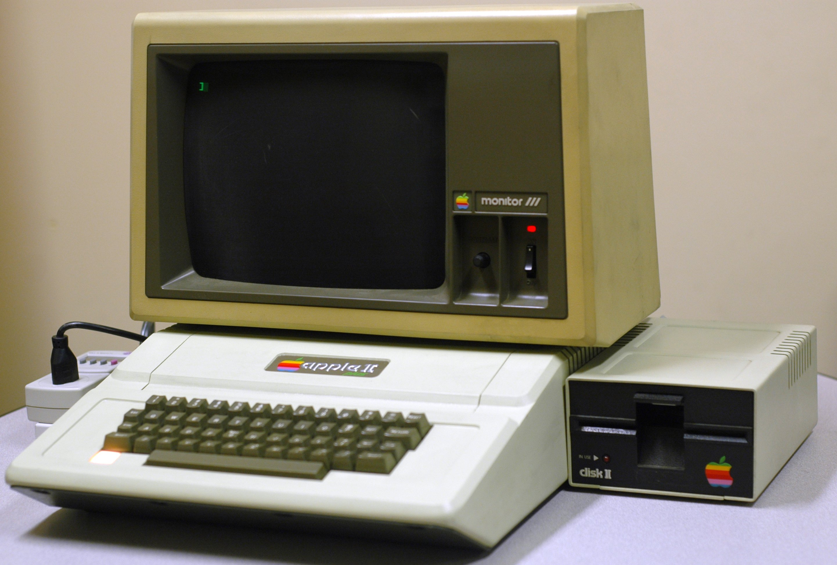 Photo of Apple ][ (Columbia University)