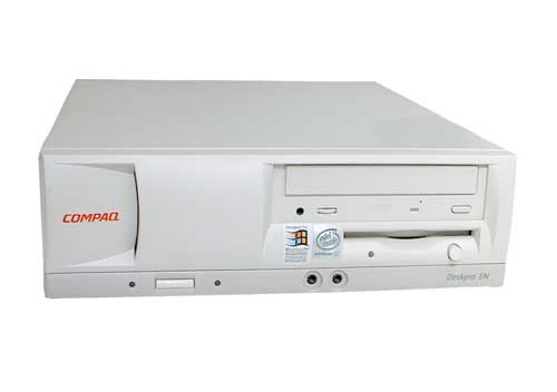Photo of Compaq Deskpro