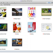 Mavericks Finder with tags (Apple)