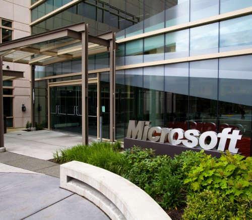 Microsoft campus photo (Microsoft)