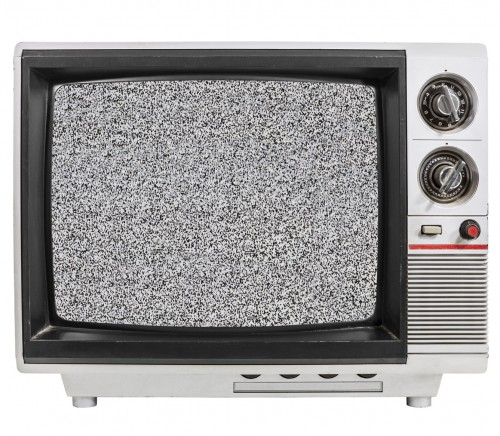 Photo of old TV set (© trekandshoot - Fotolia.com)