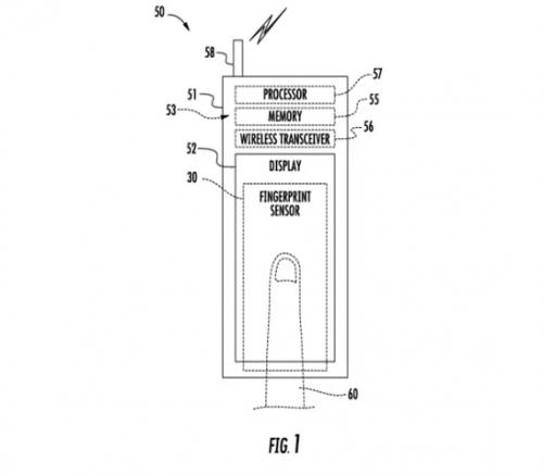 Apple patent application drawing (USPTO)
