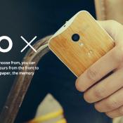 Motorola screenshot