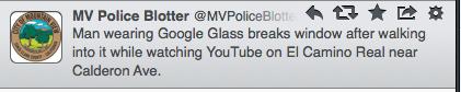 MVPoliceBlotter tweet