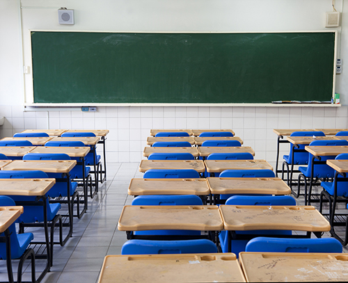 Classroom photo (© Tom Wang - Fotolia.com)