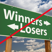 No winners or losers