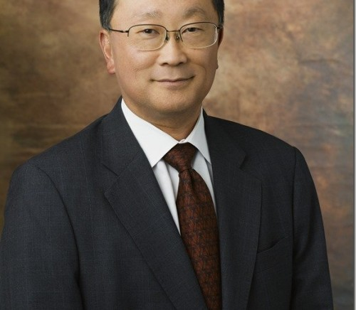 Interim CEO John S. Chen