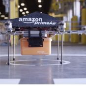 Photo of Amazon drone (Amazon.com)