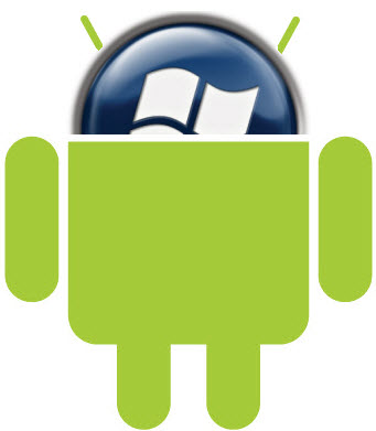 android-Microsoft-windows
