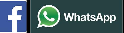 facebook+whatsapp