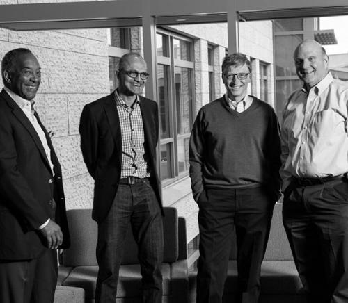 Photo of Microsoft management (Microsoft)
