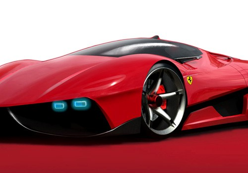 Ferrari EGO Concept