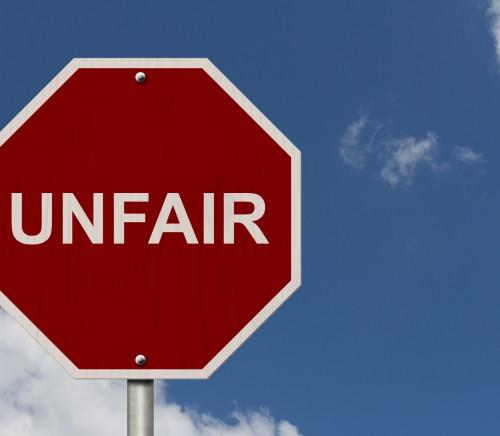 Unfair Sign
