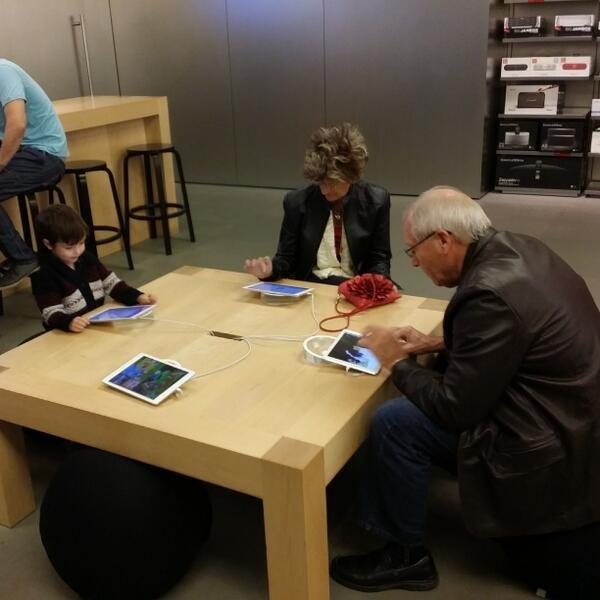 iPadTablet