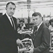 William Hewlett and David Packard