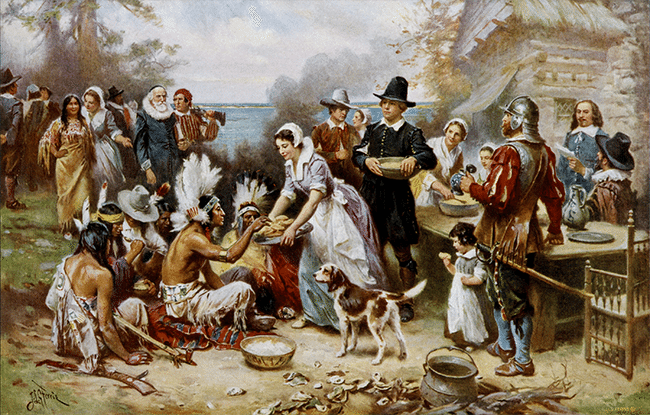 Early Thanksgiving