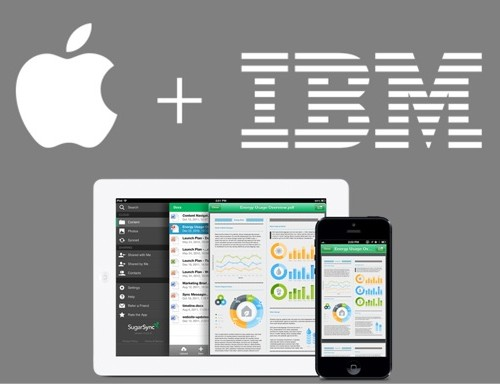 Apple-and-IBM-Partnership-Sells-iPhone-and-iPad