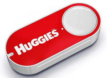 Huggies Dash Buttom