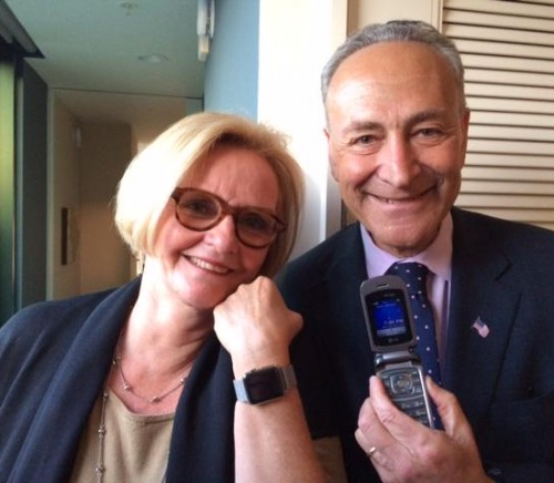 McKaskill and Schumer
