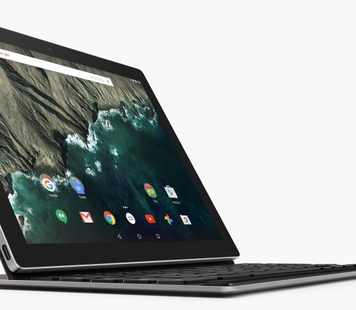 the Pixel C