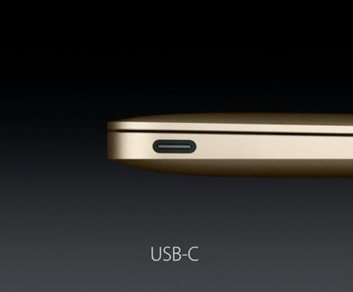 USB Type C on Macbook