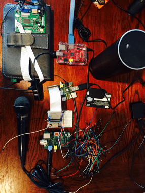 My Raspberry PI Alexa