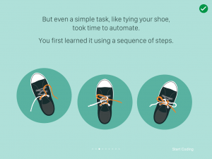 Swift Shoelaces 1