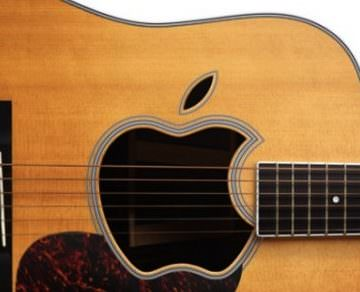 apple-guitar