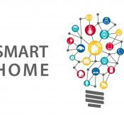 Baby Steps toward a Smart Connected Home