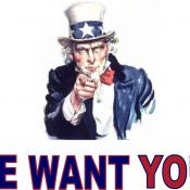 Google, Facebook, and Twitter: Uncle Sam Needs You